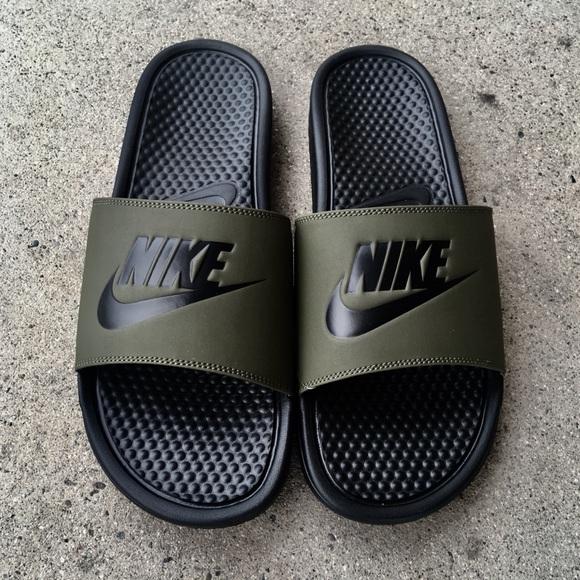 Pronunciar Arcaico Si  olive green nike sandals - Entrega gratis -